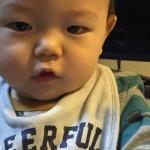鼻水が出てる赤ちゃん